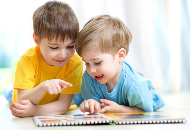 belajar huruf vokal usia dini