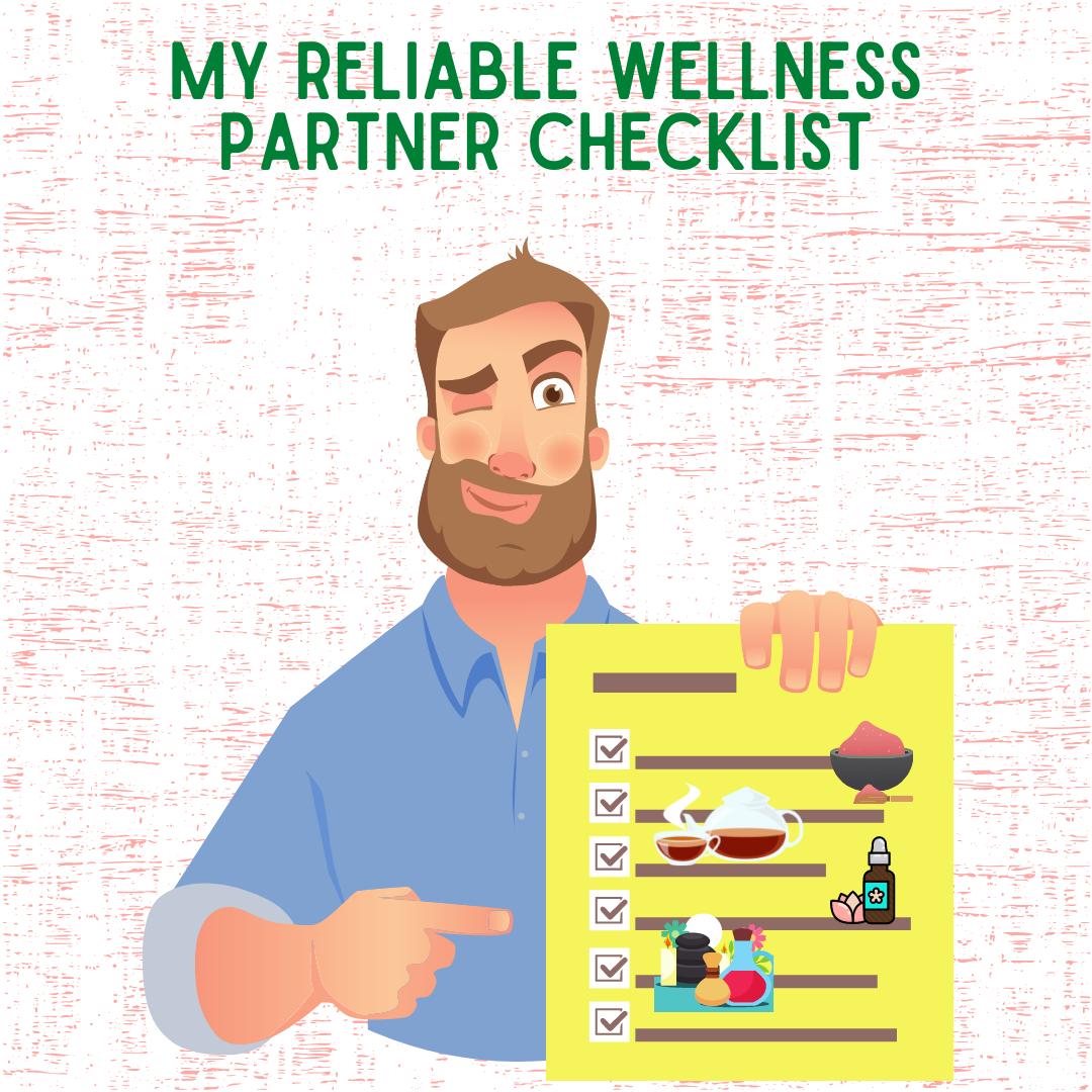 My-Reliable-Wellness-Partner-Checklist