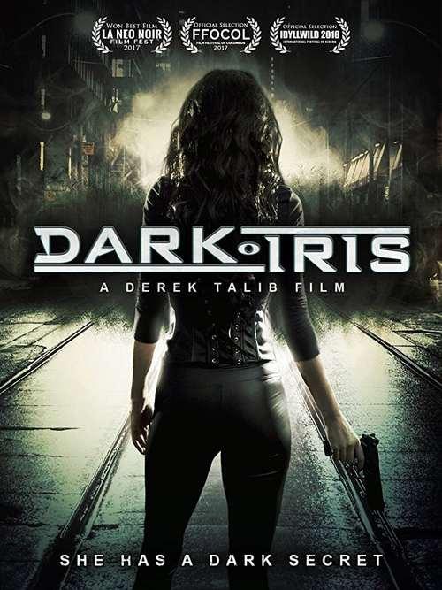 Dark Iris (2018) PL.WEB-DL.XviD-OzW / Lektor PL