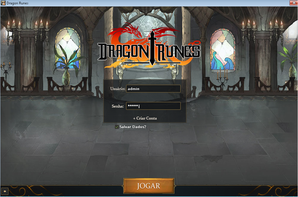 Dragon Runes - Página 2 Login