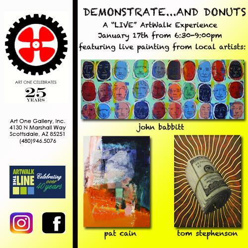 Scottsdale art gallery guide