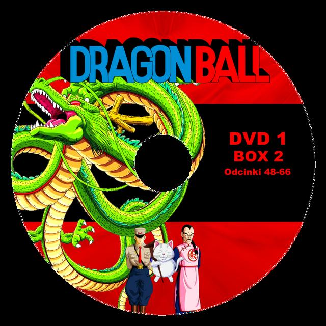 dbz21 Disc