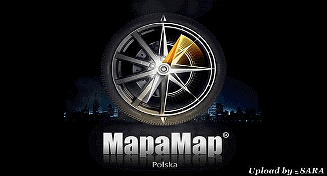 MapaMap 10.22.0 SDTop / TopSD Polska Q3.2021 / Oryginal - Gotowa Na SD ( WinCE )