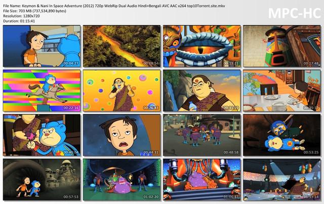 Keymon-Nani-In-Space-Adventure-2012-720p-Web-Rip-Dual-Audio-Hindi-Bengali-AVC-AAC-x264-top10-Torrent