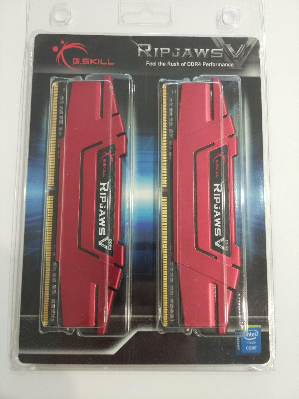 [VENDO] DDR4 16GB (2x8) 3000 Mhz G.Skill Ripjaws V F4-3000C15D-16GVR
