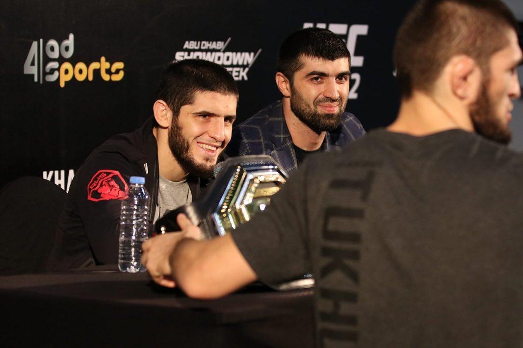 Хабиб: Ислам Махачев става шампион до 1 година