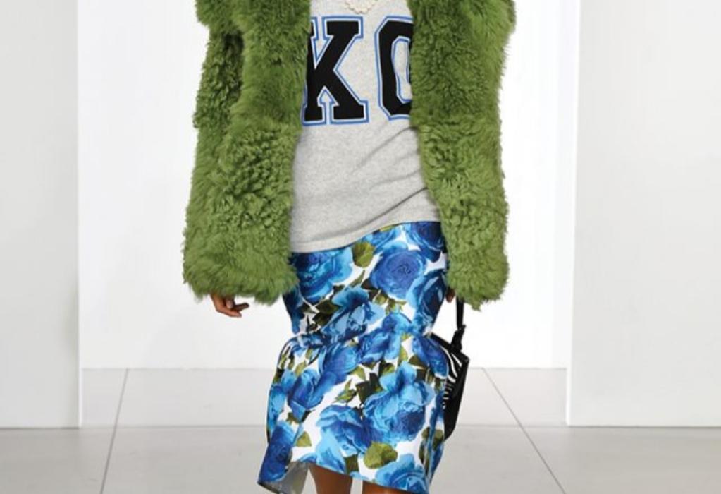 MCM Tote Fashion Designer Quote
