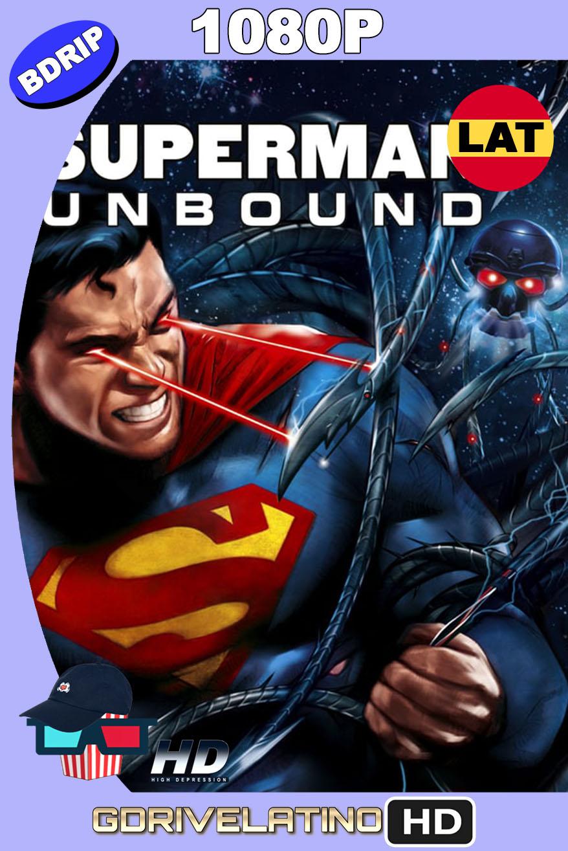 Superman: Sin Límites (2013) BDRip 1080p Latino-Inglés MKV