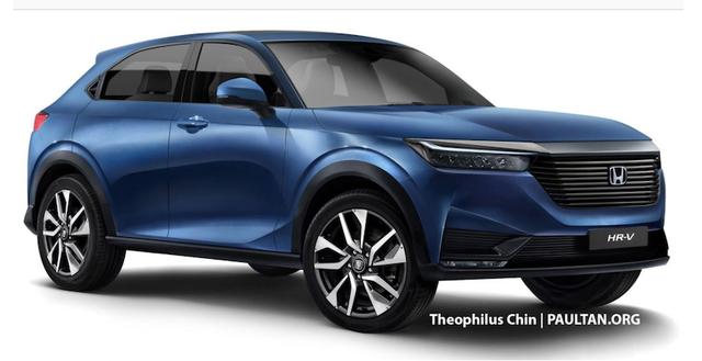 2021 - [Honda] HR-V/Vezel 31-A13-E23-3-A82-4213-8-CE1-D778-A62-CB225