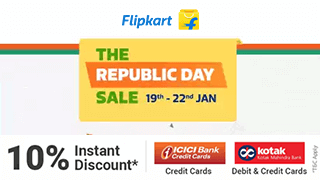 Flipkart Republic Day Sale