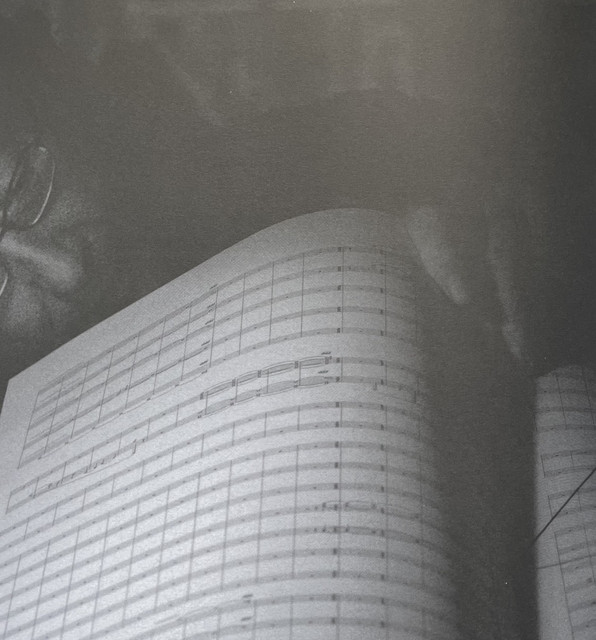 Composer-Kevin-Volans-handstitching-a-score-in-his-house-in-Knockmaroon-Dublin-in-October-2006-Photo