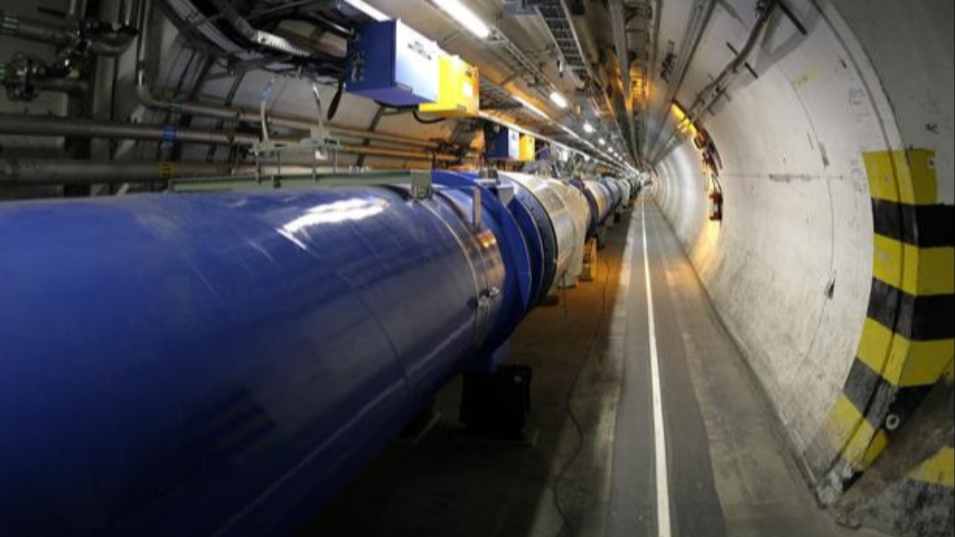 El CERN aprueba el experimento para buscar materia oscura