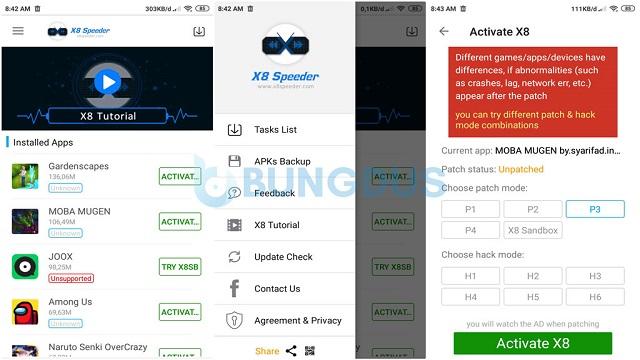 X8 Speeder Mod Tanpa Iklan, Dapatkan Infonya Disini