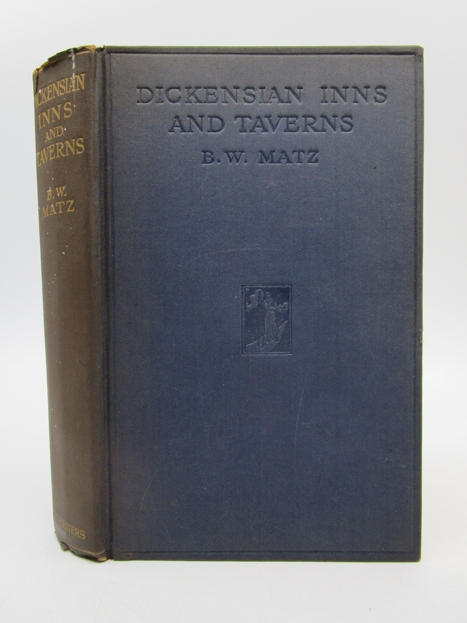 Image for Dickensian Inns & Taverns (First Edition)