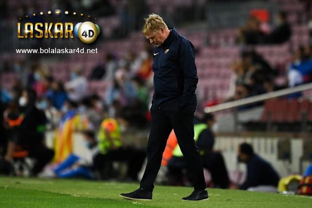 Merasa Jadi Mayat Hidup di Barcelona Ronald Koeman Siap Dipecat