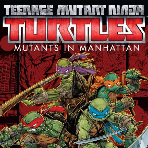 teenage mutant ninja turtles mutants in manhattan 3405406