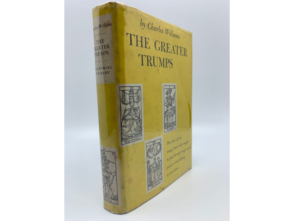 Image for The Greater Trumps (First American edition)