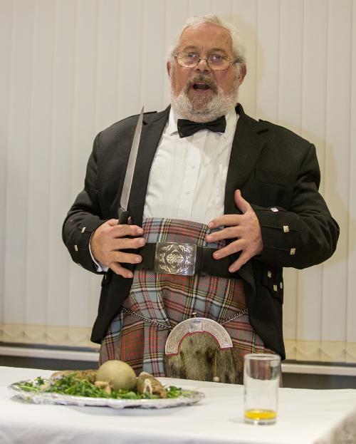 Burns Supper, Scottish vacation