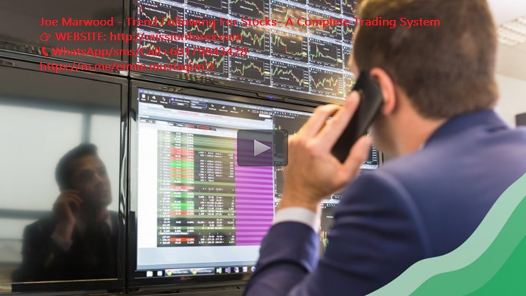 Joe Marwood - Trend Following For Stocks- A Complete Trading System