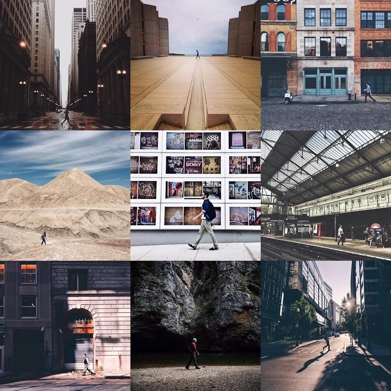 Tổ chức nhiều cuộc thi ảnh để thu hút
