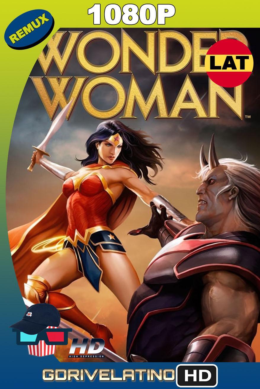 La Mujer Maravilla (2009) BDRemux 1080p Latino-Inglés MKV