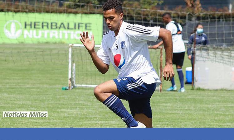 Ricardo Rosales Millonarios