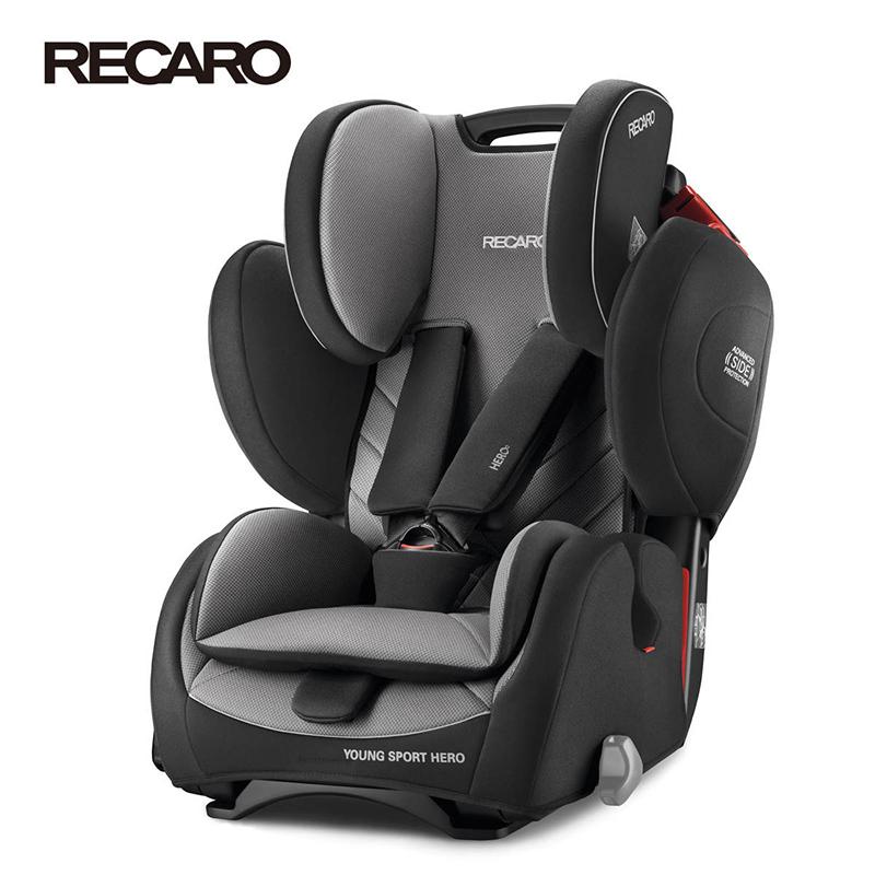 Recaro-YOUNG-SPORT-HERO-Carbon-Black
