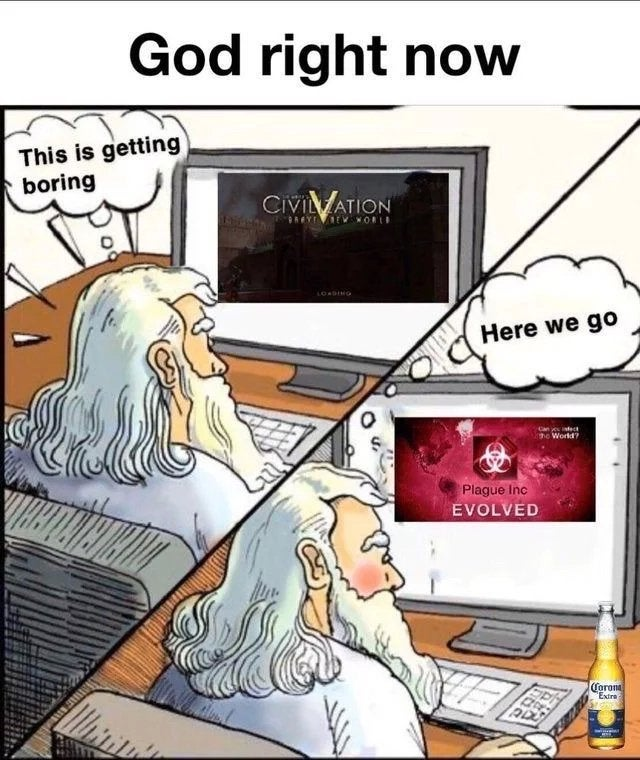 God Right Now