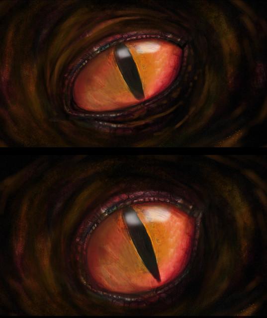 dracen-olhos