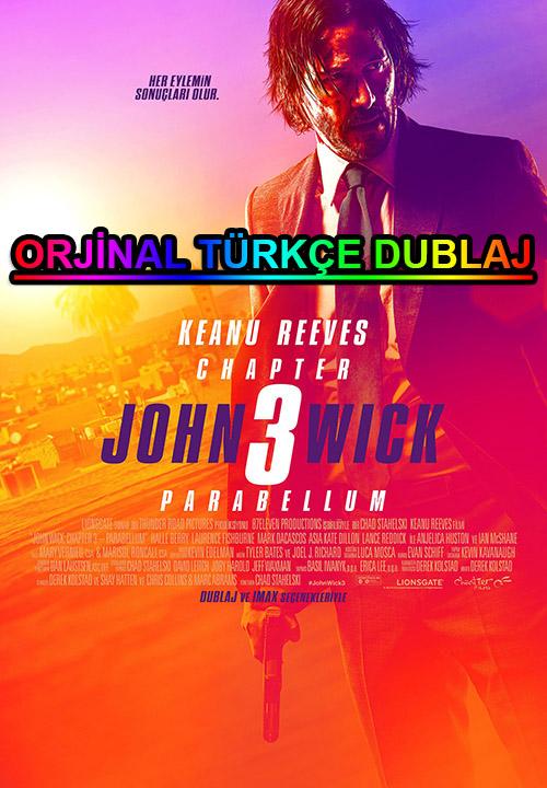 John Wick 3: Parabellum   2019   BDRip   XviD   Türkçe Dublaj   m720p - m1080p   BluRay   Dual   TR-EN   Tek Link