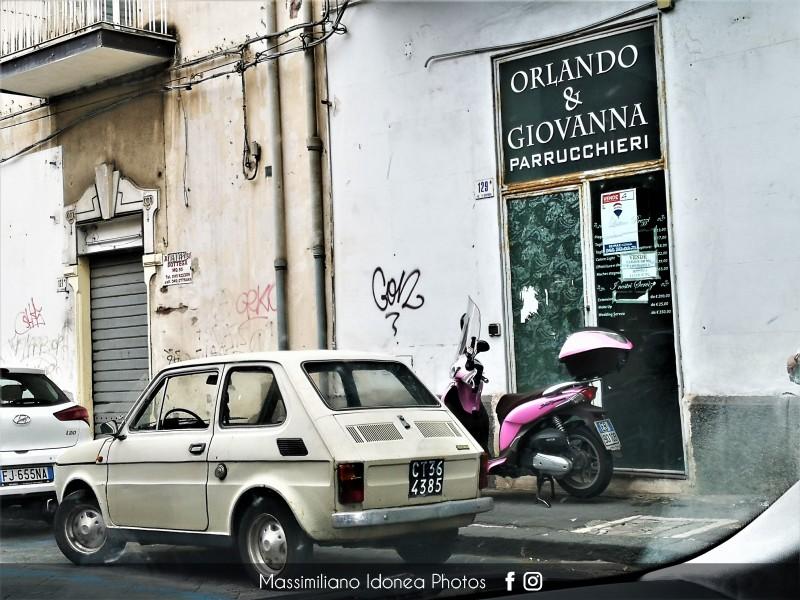 avvistamenti auto storiche - Pagina 39 Fiat-126-600-74-CT364385