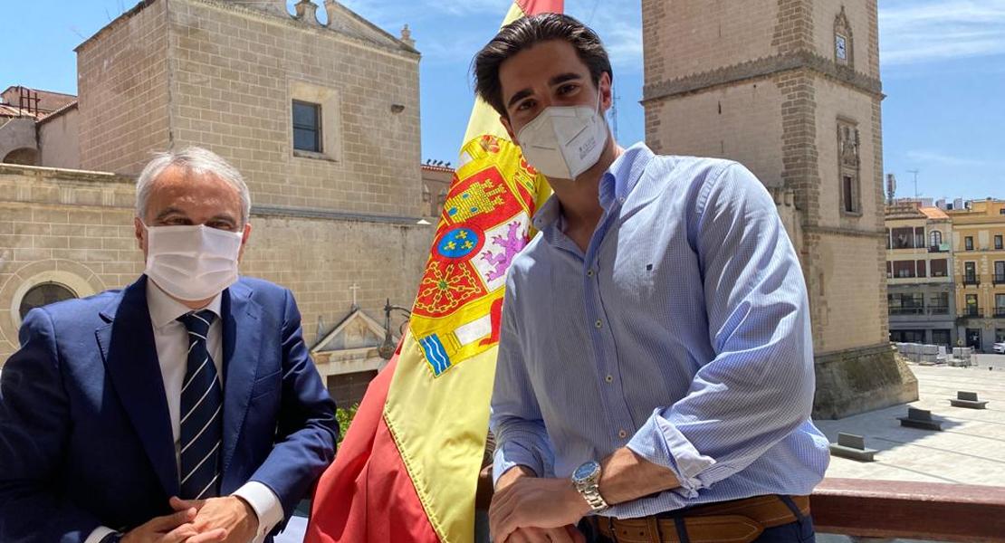 El extremeño Manuel Romo ultima su preparación para el certamen Míster Internacional España 2-31