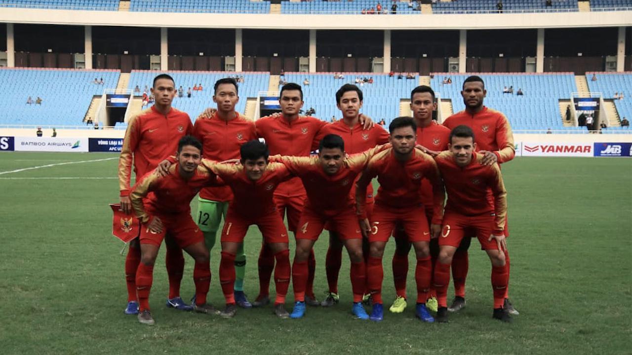 Dimas Drajad Jadi Kiper, Timnas Indonesia U-23 Taklukkan Brunei