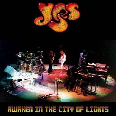 YES - Awaken In The City Of Lights (live) (1978)  mp3 320 kbps