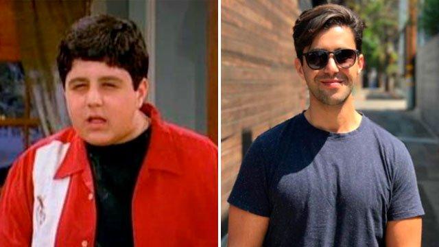 Josh-peck-antes-y-ahora