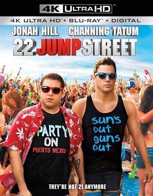 22 Jump Street (2012) UHD 2160p UHDrip HDR10 HEVC DTS ITA + E-AC3 ENG