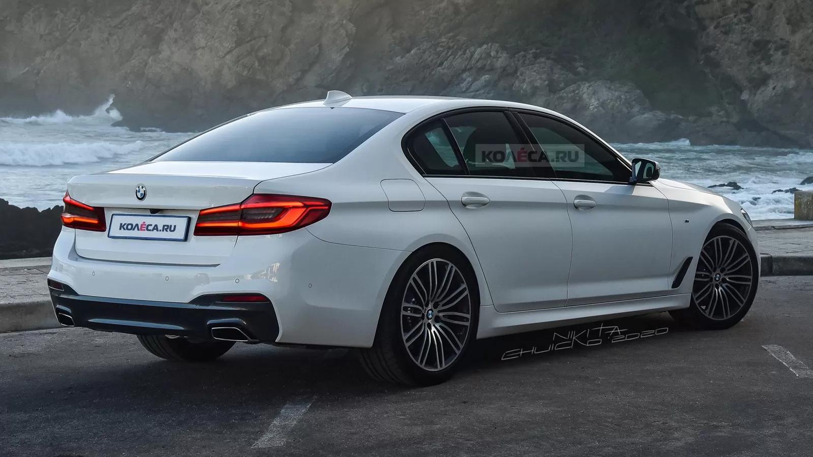 BMW Serie 5 (G30) LCI (2020) 13