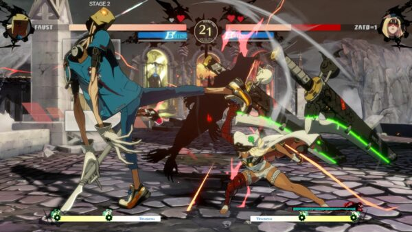 Topics tagged under 聖騎士之戰 on 紀由屋分享坊 Guilty-Gear-Strive-2021-01-14-21-004-600x338