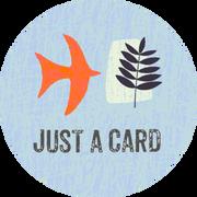 Just-a-card-logo
