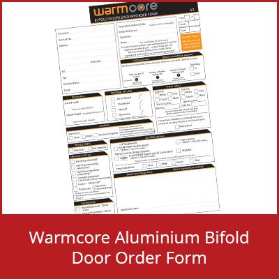 Warmcore Aluminium Sliding Door Warmcore Aluminium