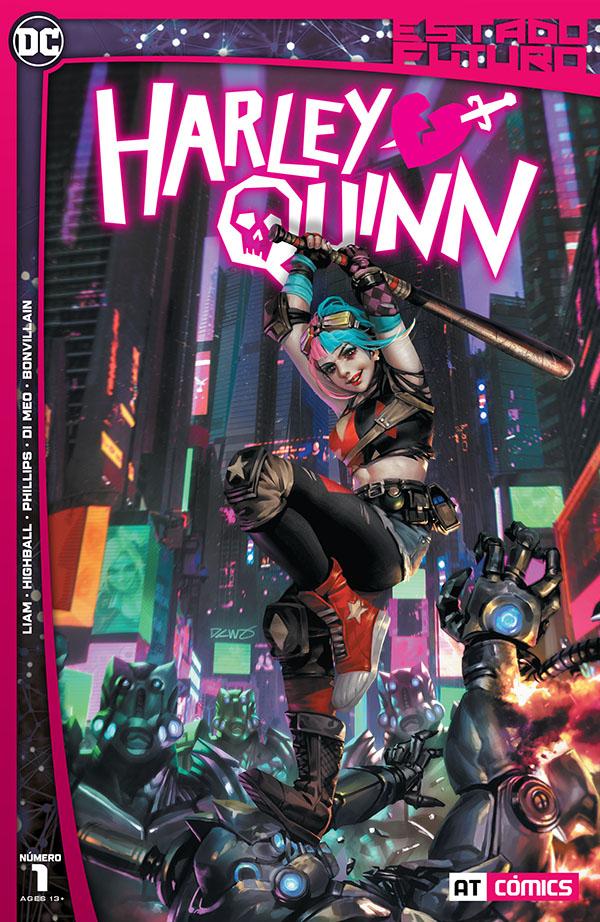 Estado Futuro - Harley Quinn