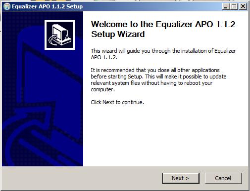 instalasi program windows