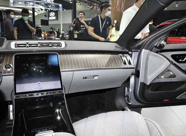 2020 - [Mercedes-Benz] Classe S - Page 22 FEC72816-167-B-4-F35-B499-D373160-C89-F5