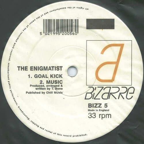 Download The Enigmatist - Goal Kick / Music / UFO / I Want Your Love mp3