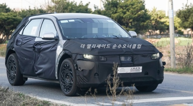 2021 Hyundai EV/45 49