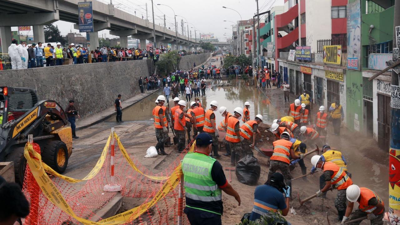 Gobierno declara en emergencia San Juan de Lurigancho por 60 días