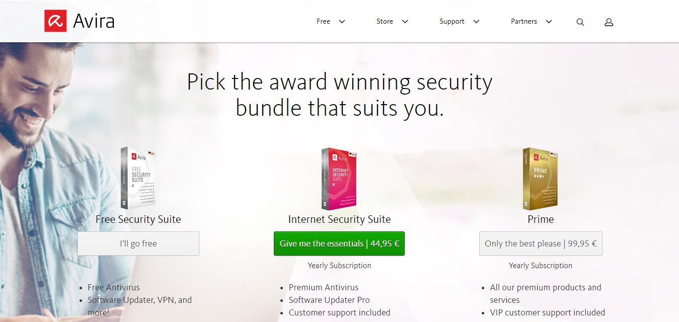 Free Antivirus for Mac - from Avira