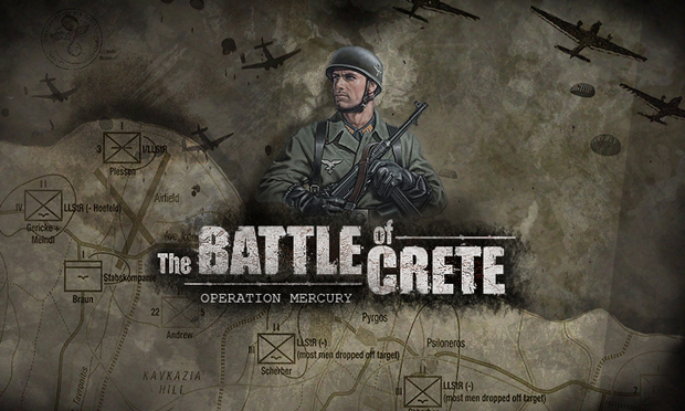 Company of Heroes: Battle of Crete 3.8.3 for 2.602 (non steam ONLY!!!)