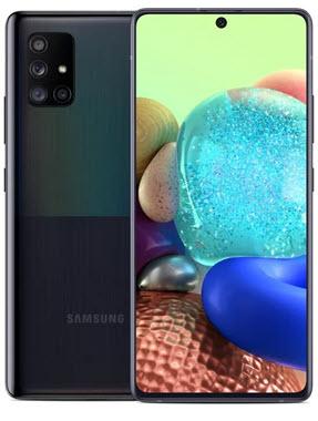 مواصفات وسعر هاتف Galaxy A71 5G
