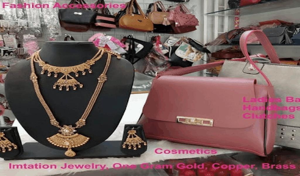 Fashion Store Accessories Brand